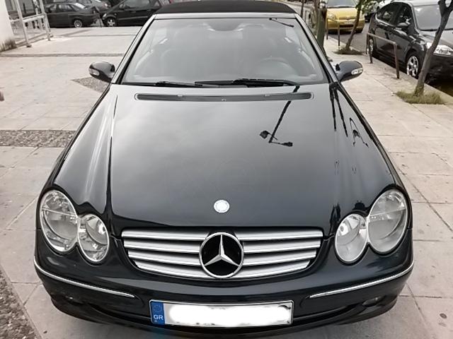Φωτογραφία για μεταχειρισμένο MERCEDES CLK 200 του 2004 στα 12.900 €