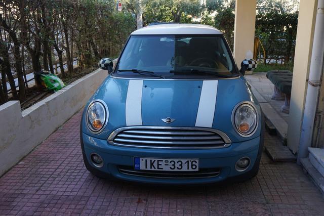 Φωτογραφία για μεταχειρισμένο MINI COOPER του 2008 στα 10.000 €
