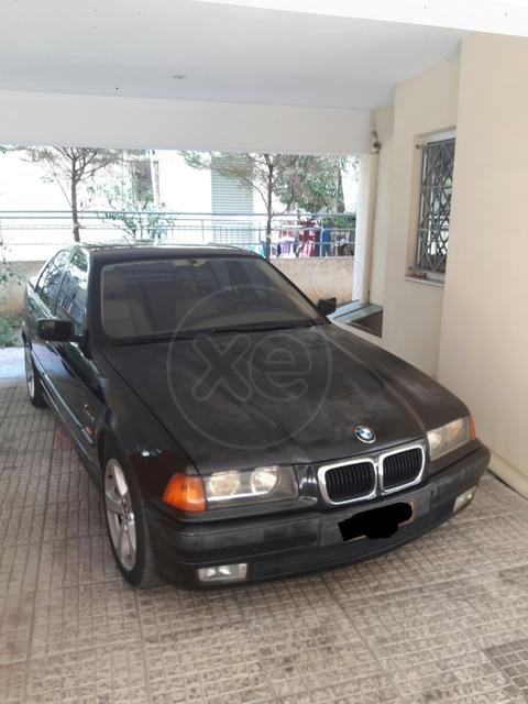 Φωτογραφία για μεταχειρισμένο BMW 316i Luxus 8v του 1997 στα 3.500 €