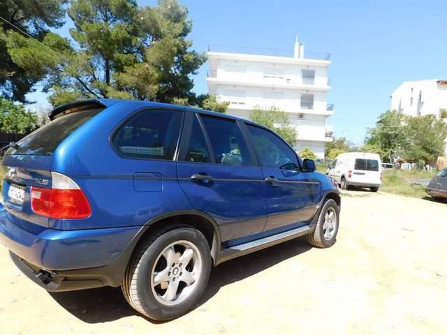 Φωτογραφία για μεταχειρισμένο BMW X5 στα 6.000 €