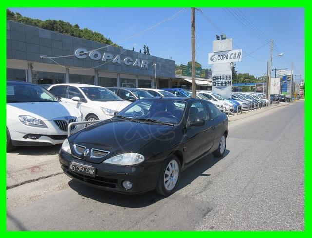 Φωτογραφία για μεταχειρισμένο RENAULT MEGANE COPA CAR ΜΕ ΑΠΟΣΥΡΣΗ του 2003 στα 2.490 €