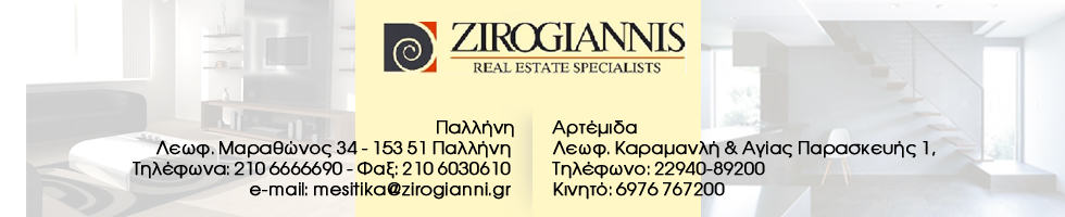 ZIROGIANNIS REAL ESTATE SPECIALISTS