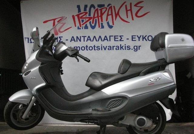 Φωτογραφία για μεταχειρισμένη PIAGGIO X9 του 2007 στα 2.800 €