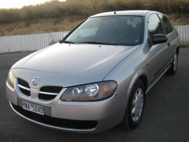 Nissan Almera 2003. Used Nissan Almera 2003 -