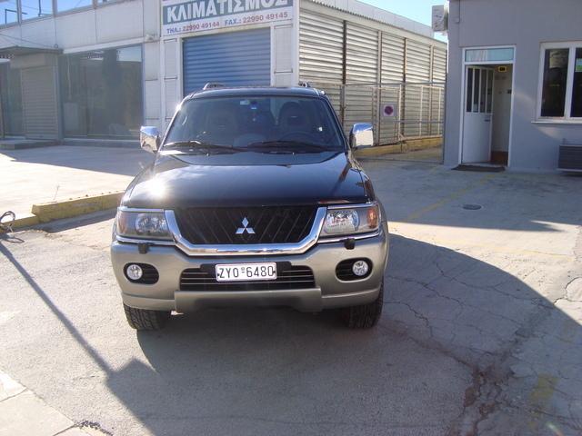 Used Mitsubishi Pajero Sport 2004 petrol