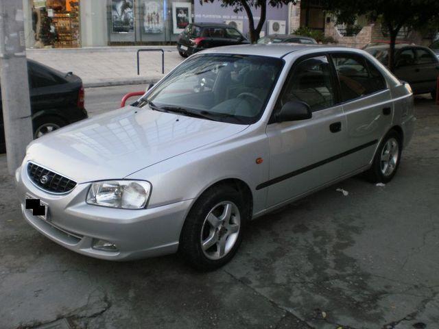Hyundai Accent 2002 White. Used Hyundai Accent 2002
