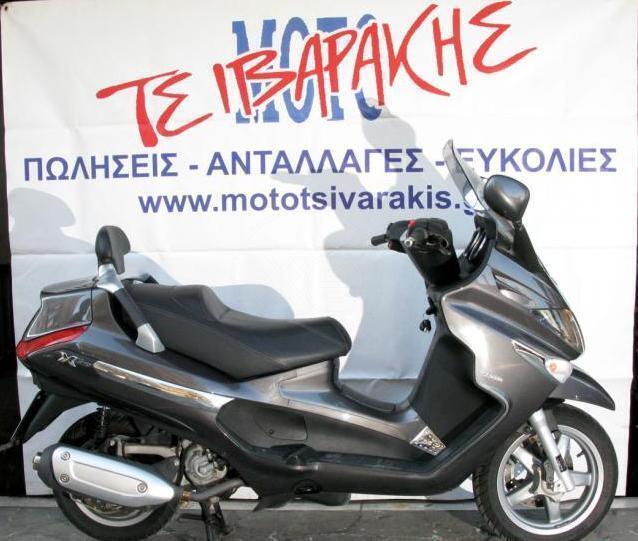 Φωτογραφία για μεταχειρισμένη PIAGGIO XEVO του 2009 στα 3.300 €