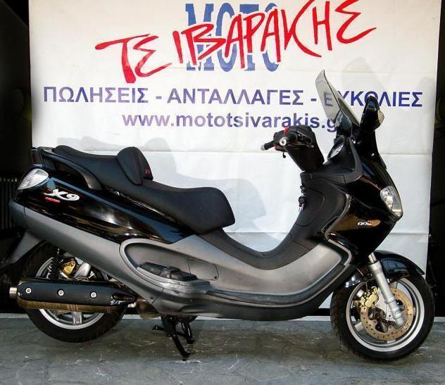Φωτογραφία για μεταχειρισμένη PIAGGIO X9 του 2005 στα 3.500 €