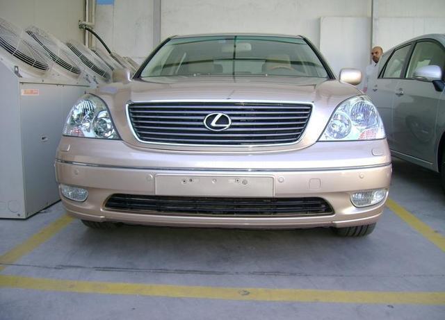 Φωτογραφία για μεταχειρισμένο LEXUS LS 430 του 2002 στα 12.000 €