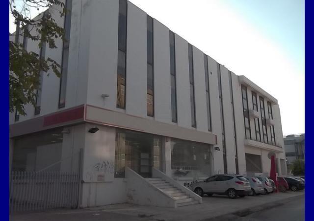 Ενοικίαση επαγγελματικού χώρου Μοσχάτο (Λαχαναγορά) Κτίριο 5120 τ.μ.