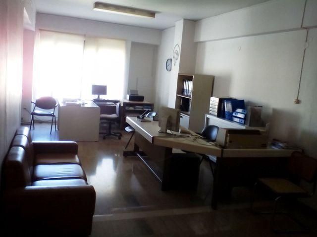 Ενοικίαση επαγγελματικού χώρου Χαλκίδα Γραφείο 41 τ.μ. ανακαινισμένο