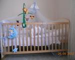 5d4736ee612 Πολυμορφικο κρεβάτι 0-8 ετών. 150 €. Νομός Πιερίας. ΠΩΛΕΊΤΑΙ βρεφικό  κρεβάτι μετατρεπόμενο ...