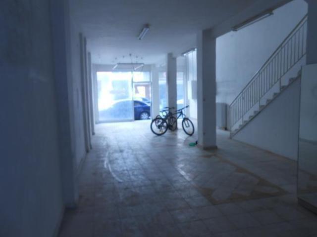 Ενοικίαση επαγγελματικού χώρου Σέρρες Κατάστημα 120 τ.μ.