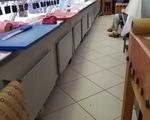 Βιτρίνες Κρεοπωλείου - Παλλήνη