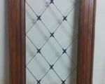 Πόρτα εξωτερική - διακόσμηση - Πατήσια