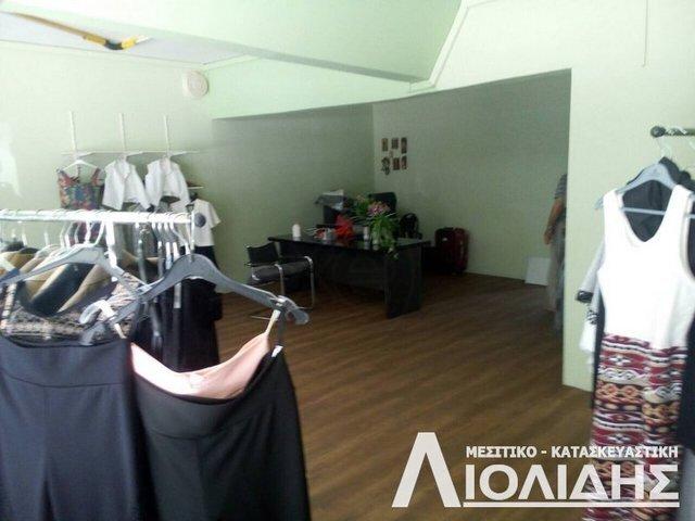 Ενοικίαση επαγγελματικού χώρου Σταυρούπολη Κατάστημα 102 τ.μ.
