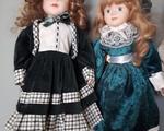 Πορσελάνινες κούκλες - Νομός Μεσσηνίας