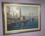 Πίνακας Ζωγραφικής - Ωραιόκαστρο