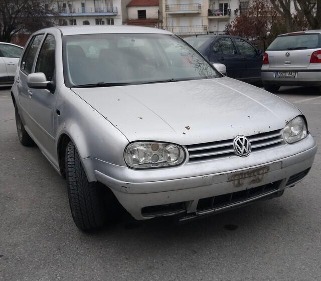 Φωτογραφία για μεταχειρισμένο VW GOLF Κομπακτ/Hatchback του 2002 στα 1.500 €