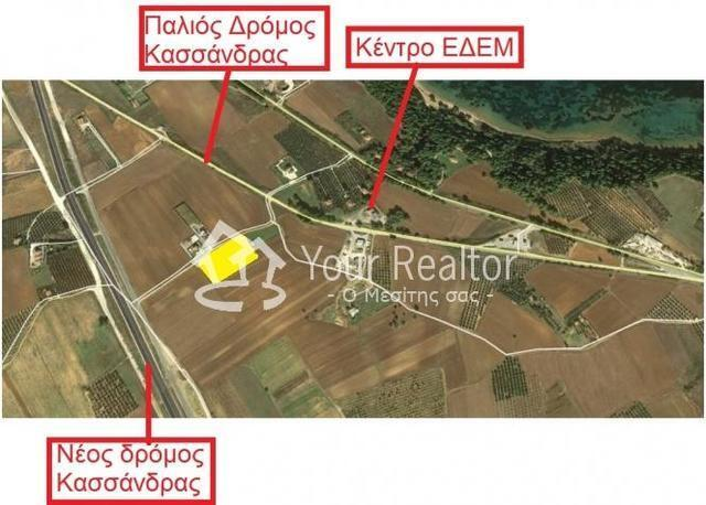 Plot 5 str. - Kassandra (Municipality)