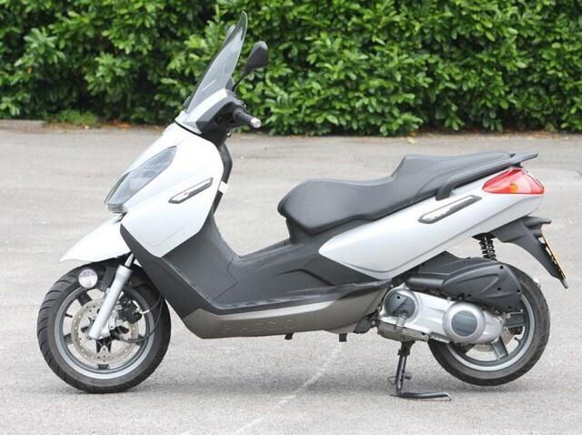 Φωτογραφία για μεταχειρισμένη PIAGGIO X7 του 2010 στα 1.800 €