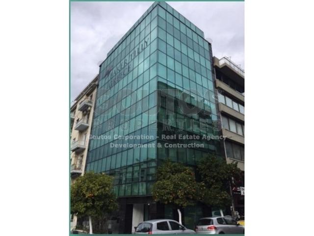 Ενοικίαση επαγγελματικού χώρου Αθήνα (Γκύζη) Κτίριο 1064 τ.μ. ανακαινισμένο