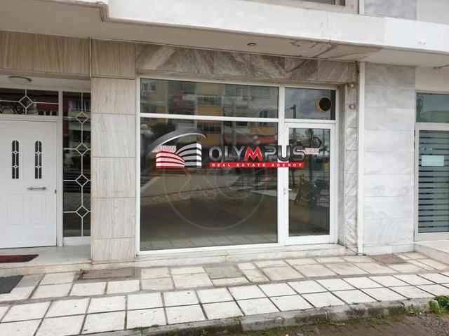 Ενοικίαση επαγγελματικού χώρου Σταυρούπολη Κατάστημα 40 τ.μ.