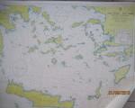 Αλυσίδες, σωσίβια, αιώρα, ναυτικοι χαρτες - Βυζάντιο