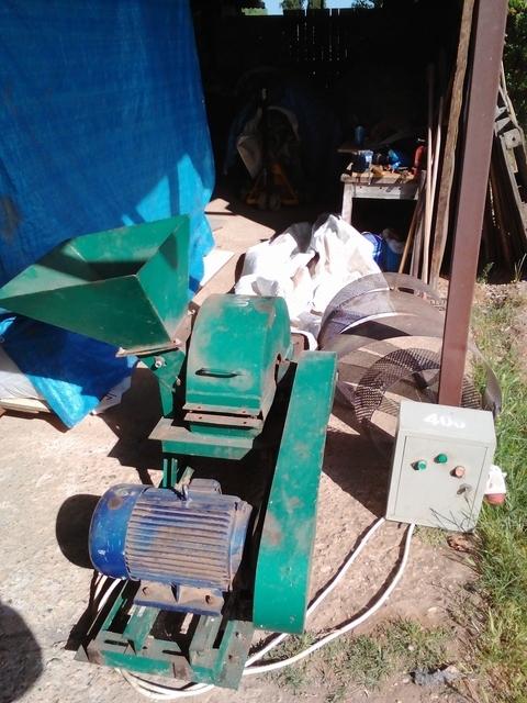 Εικόνα 1 από 3 - Μηχανήματα Παραγωγής Πέλετ - Πελοπόννησος >  Ν. Αχαΐας