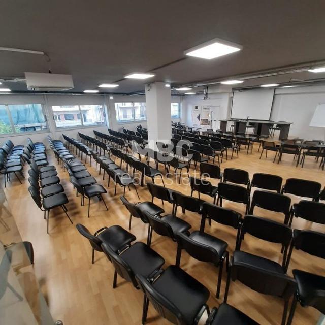 Ενοικίαση επαγγελματικού χώρου Αθήνα (Κουκάκι) Αίθουσα 185 τ.μ. επιπλωμένο
