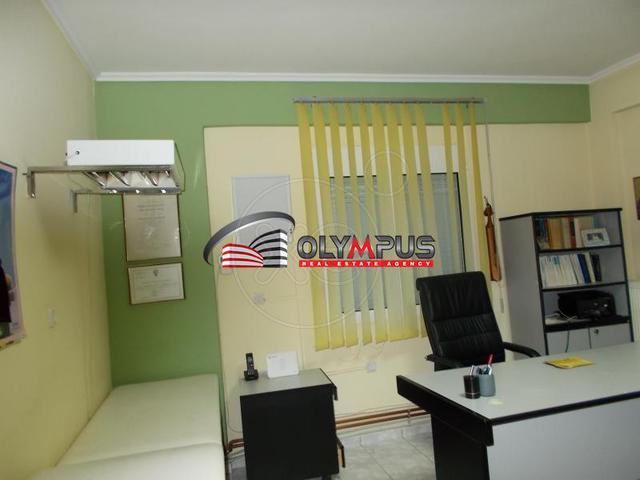 Ενοικίαση επαγγελματικού χώρου Σταυρούπολη Γραφείο 75 τ.μ. επιπλωμένο