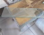 Διακόσμηση Σπιτιού-γυάλινα ράφια 6 τμχ - Νέα Ερυθραία