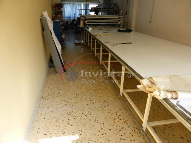 Ενοικίαση επαγγελματικού χώρου Πυλαία Βιοτεχνικός χώρος 330 τ.μ.