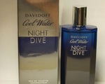 DAVIDOFF COOL WATER NIGHT DIVE - Αγιος Ιωάννης Ρέντη