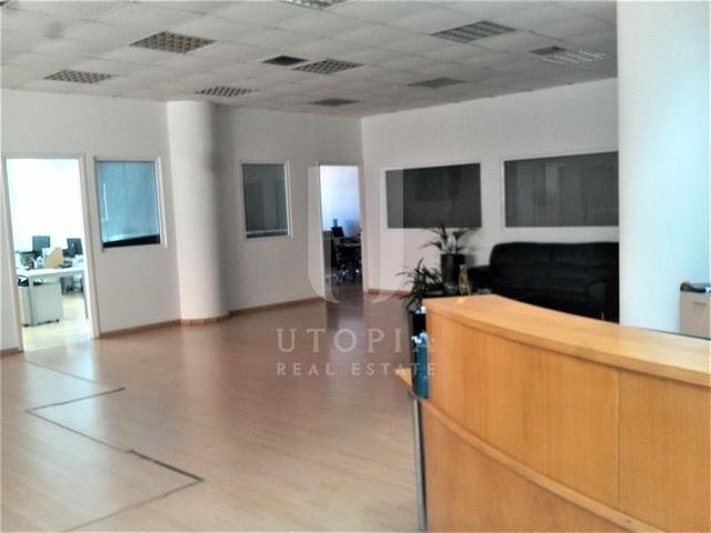 Ενοικίαση επαγγελματικού χώρου Μεταμόρφωση (Λόγγος) Γραφείο 1200 τ.μ.
