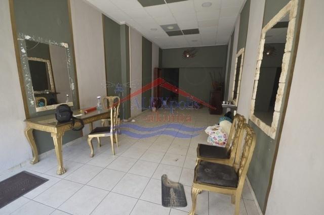Ενοικίαση επαγγελματικού χώρου Αλεξανδρούπολη Κατάστημα 60 τ.μ.