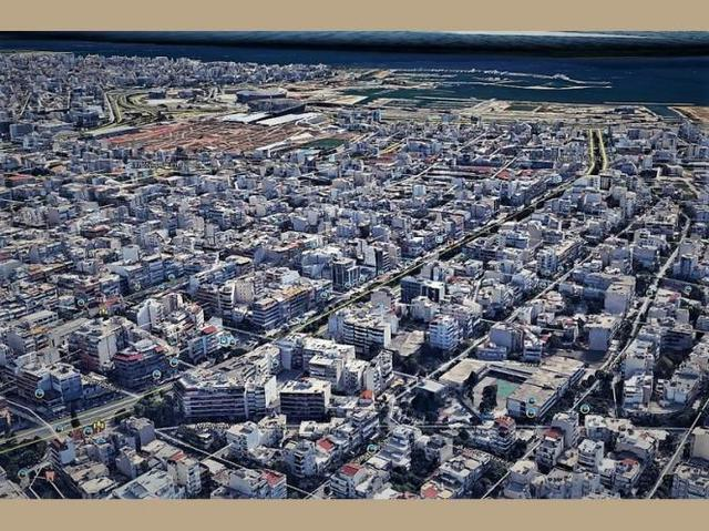 Underdeck parking 350 sq.m - Agia Eleousa