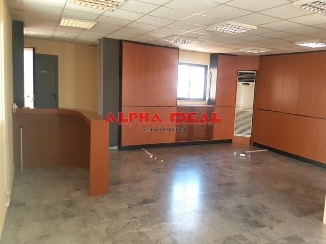 Ενοικίαση επαγγελματικού χώρου Κερατσίνι (Αμφιάλη) Γραφείο 170 τ.μ.