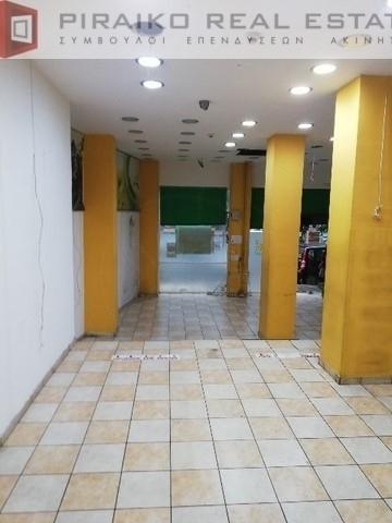 Ενοικίαση επαγγελματικού χώρου Πειραιάς (Καλλίπολη) Κατάστημα 120 τ.μ. ανακαινισμένο