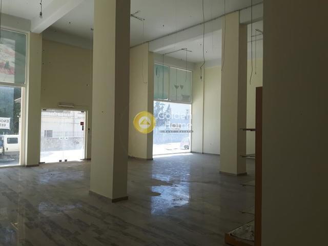 Ενοικίαση επαγγελματικού χώρου Νέα Πέραμος Κατάστημα 180 τ.μ. νεόδμητο