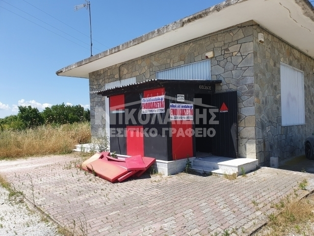 Ενοικίαση επαγγελματικού χώρου Σέρρες Κατάστημα 200 τ.μ.