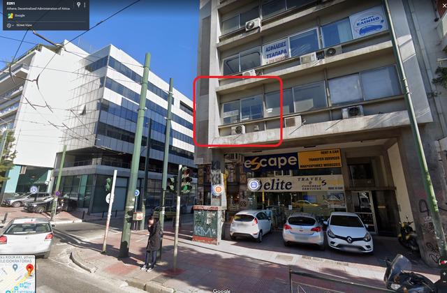 Ενοικίαση επαγγελματικού χώρου Αθήνα (Μακρυγιάννη (Ακρόπολη)) Γραφείο 27 τ.μ. ανακαινισμένο