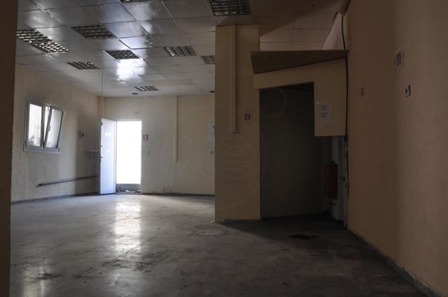 Ενοικίαση επαγγελματικού χώρου Χαλκίδα Κατάστημα 125 τ.μ.
