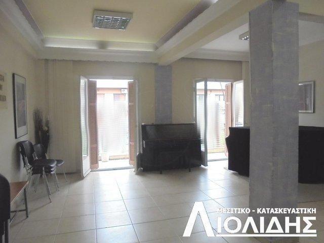 Ενοικίαση επαγγελματικού χώρου Θεσσαλονίκη (Χαριλάου) Γραφείο 110 τ.μ.