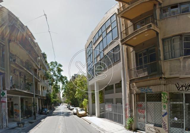 Ενοικίαση επαγγελματικού χώρου Αθήνα (Εξάρχεια) Κτίριο 1534 τ.μ.