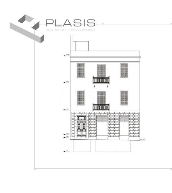 Πώληση επαγγελματικού χώρου Αθήνα (Μακρυγιάννη (Ακρόπολη)) Κτίριο 442 τ.μ.