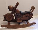 Μηχανή ξύλινη - Αργυρούπολη
