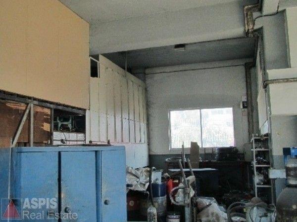 Ενοικίαση επαγγελματικού χώρου Πέραμα (Κέντρο) Βιομηχανικός χώρος 534 τ.μ.