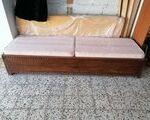 Ντιβανοκασέλα ξύλινη - Νομός Αχαΐας