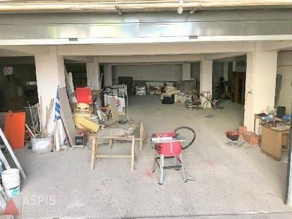 Ενοικίαση επαγγελματικού χώρου Νέα Ιωνία (Λαζάρου) Αποθήκη 450 τ.μ.